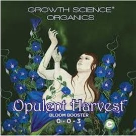Growth Science GROWTH SCIENCE OPULENT HARVEST [0-0-3]