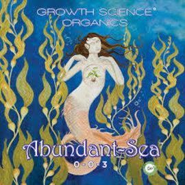Growth Science GROWTH SCIENCE ABUNDANT SEA [0-0-3]