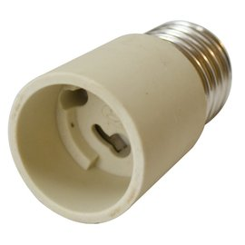 BC Grow Gear CMH BULB SOCKET ADAPTER PGZX18 TO E40