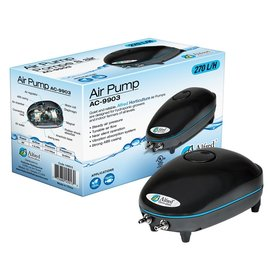 Alfred ALFRED AIR PUMP 2OUTLET 270L/H 4W