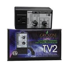 Grozone GROZONE TV2 DAY/NIGHT VARIABLE FAN SPEED CONTROL