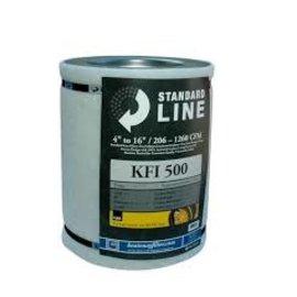 Kootney Filter KFI 500 STANDARD CHARCOAL FILTER NO FLANGE
