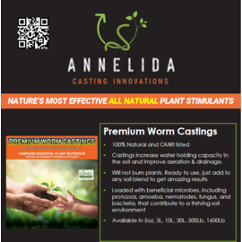ANNELIDA ANNELIDA WORM CASTINGS