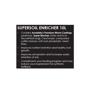 ANNELIDA ANNELIDA SUPERSOIL ENRICHER 10L