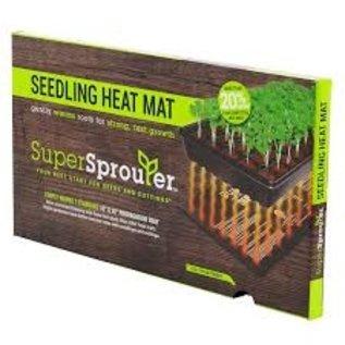 SUPER SPROUTER SEEDLING HEAT MAT 10X20