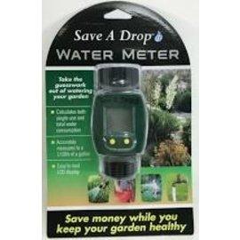 SAVE A DROP SAVE A DROP WATER METER