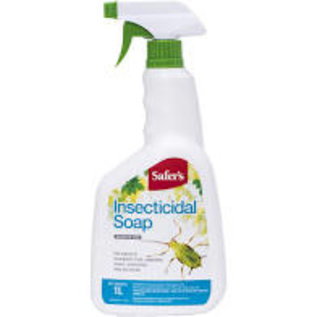 SAFER INSECTICIDAL SOAP 1L