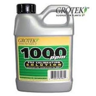 Grotek GROTEK TDS 1000 CALIBRATION SOLUTION 500ML