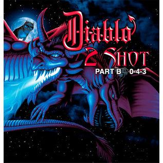 DIABLO TWO SHOT - B [0-4-3] 1L