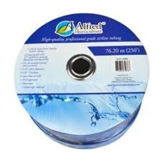 """ALFRED AIRLINE TUBING BLUE 250' X 1/4"""""""
