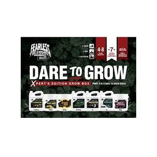 Fearless Gardener FEARLESS DARE TO GROW XPERT ADD ON BOX