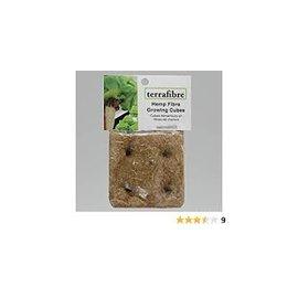 Terrafibre Terrafibre Hemp Grow cubes 4-pack