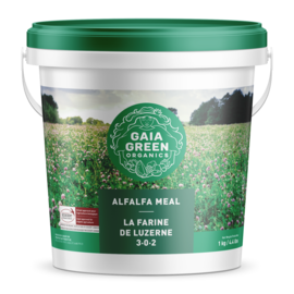Gaia Green GAIA GREEN ALFALFA MEAL 1 KG