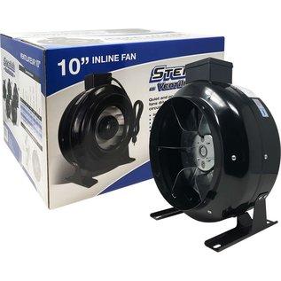 Stealth Filtration Hydrotek Stealth Inline Duct Fan