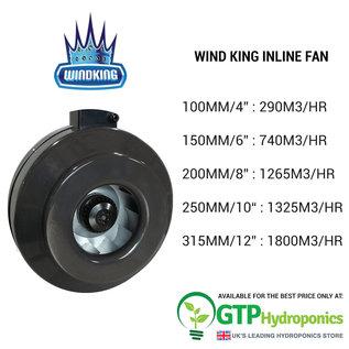 Wind King WINDKING INLINE FAN
