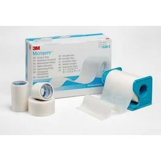 """3M 3M MICROPORE 1""""X10YD MEDICAL TAPE"""