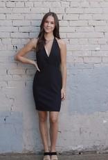 DO+BE Woven T Back Knee Length Dress