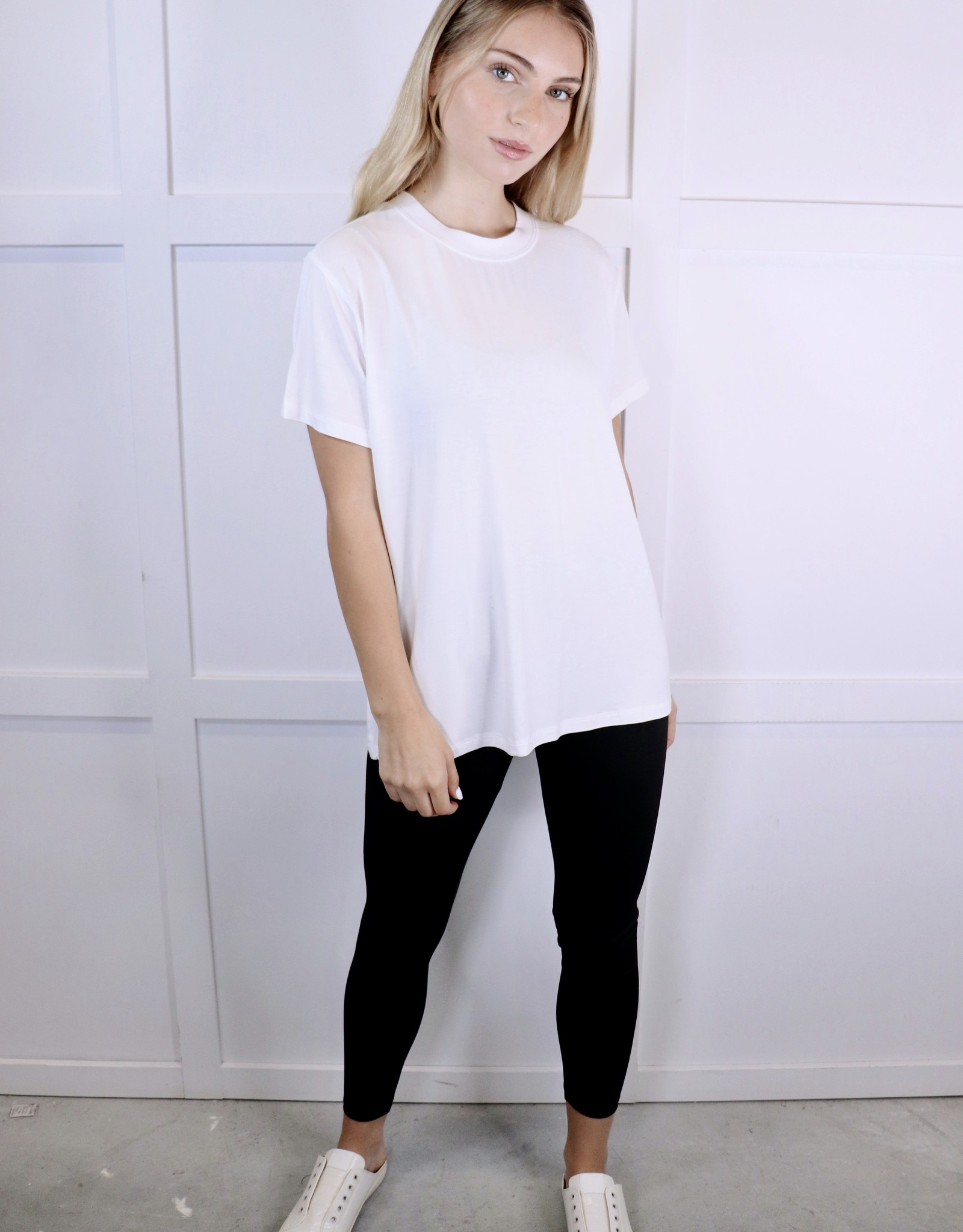 HUSH Boyfriend fit t-shirt