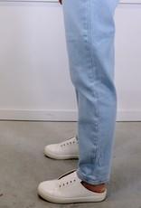 HUSH V yoke mom jeans