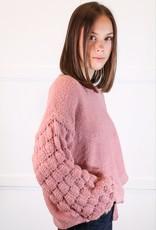 HUSH Sleeve detail sweater