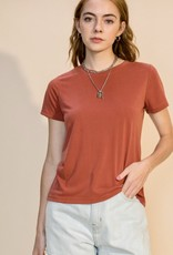 HUSH Modal fabric basic tee