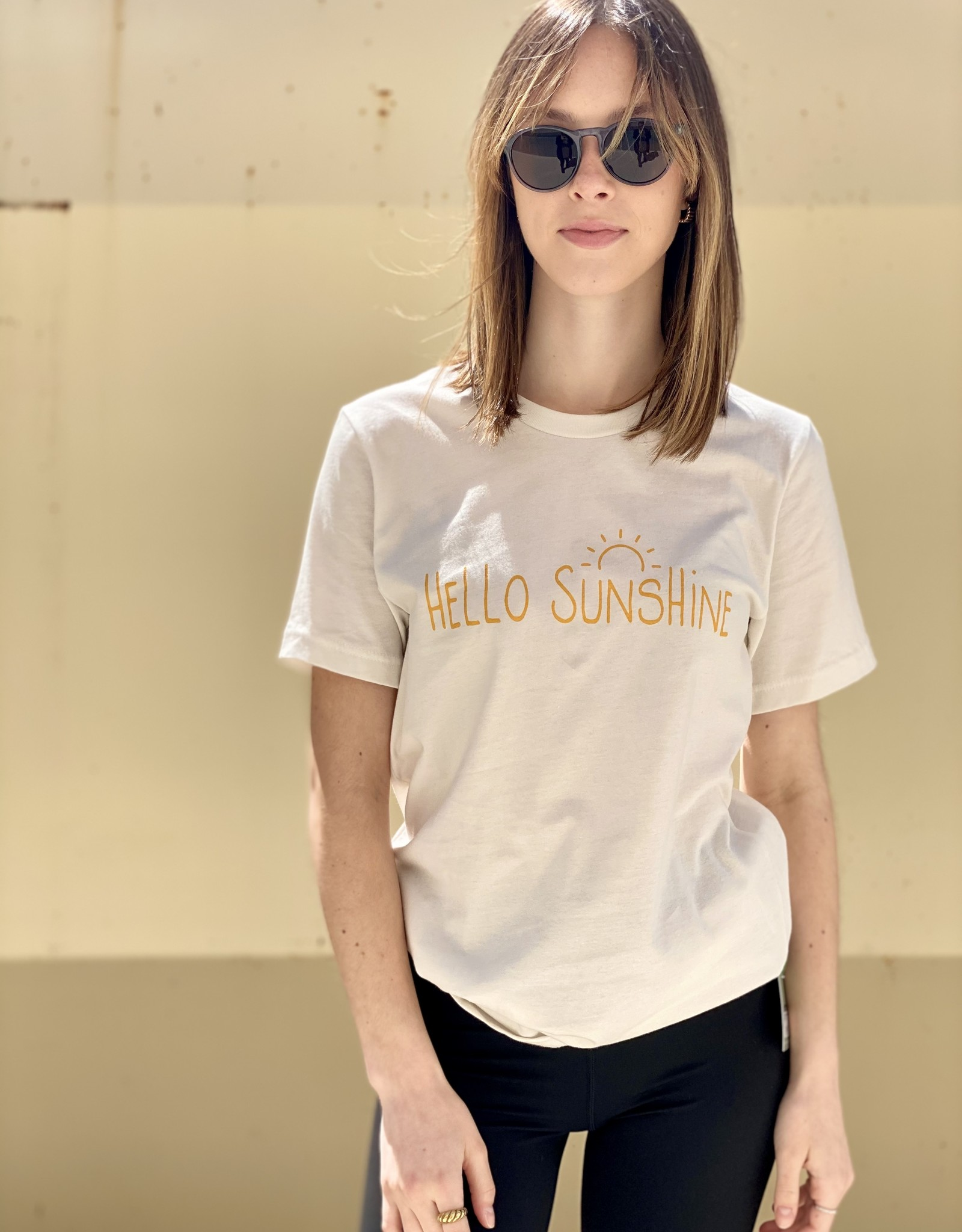 HUSH Hello sunshine graphic tee