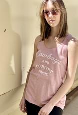 HUSH Cowboys & country music tank