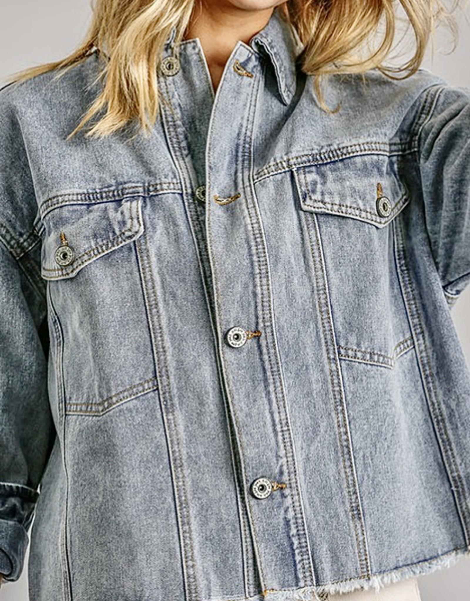 HUSH Denim jacket