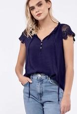 HUSH ADALYN blouse