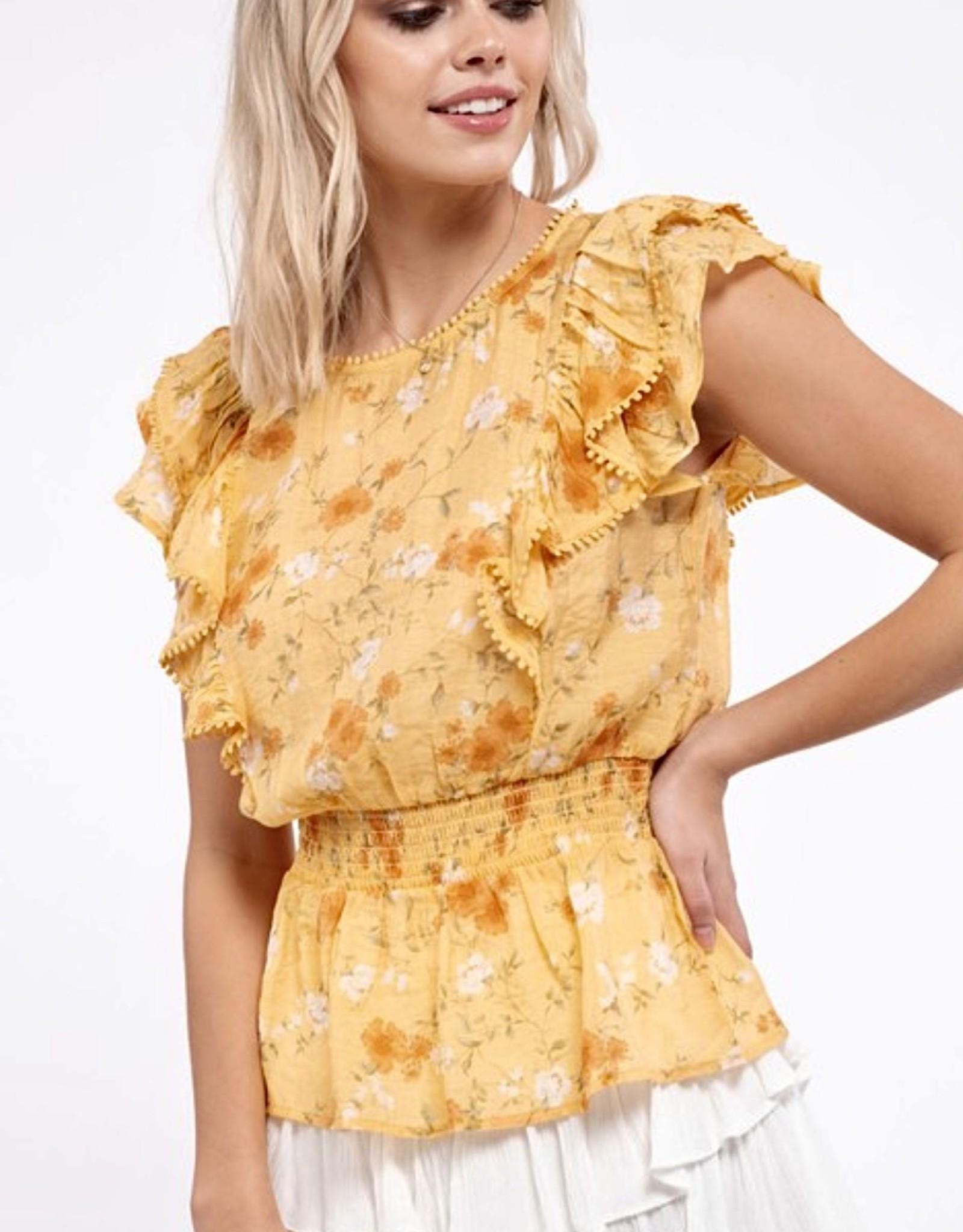 HUSH ALIYA blouse