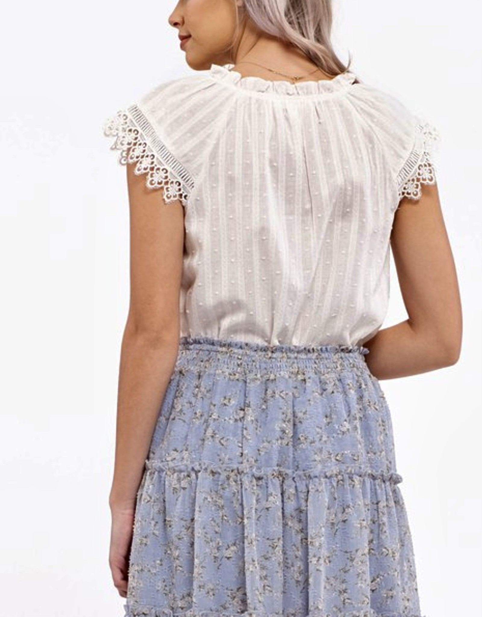 HUSH AVA  blouse