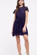 HUSH ARIA dress