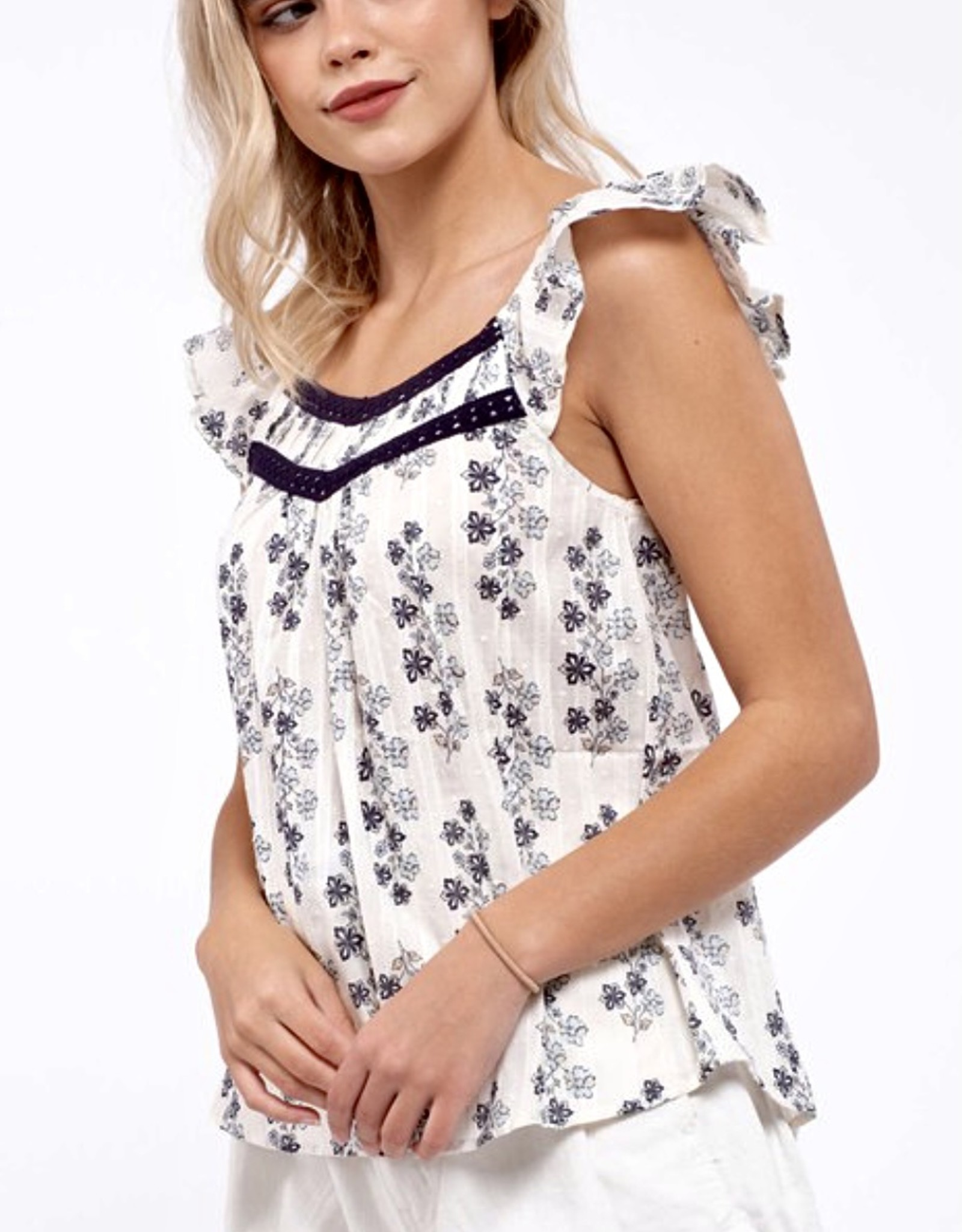 HUSH AVERY blouse