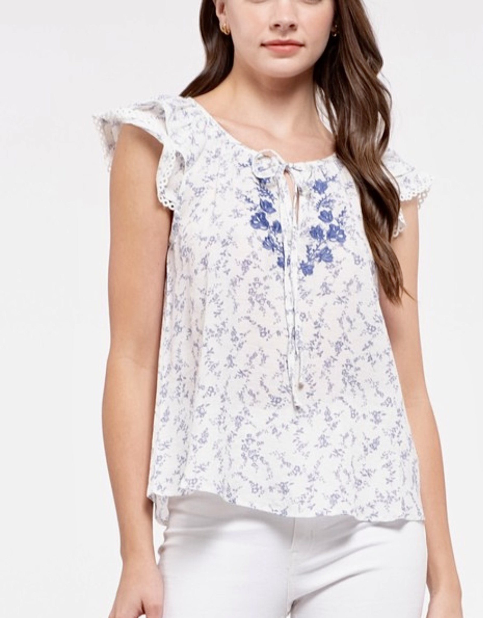HUSH AMARA blouse