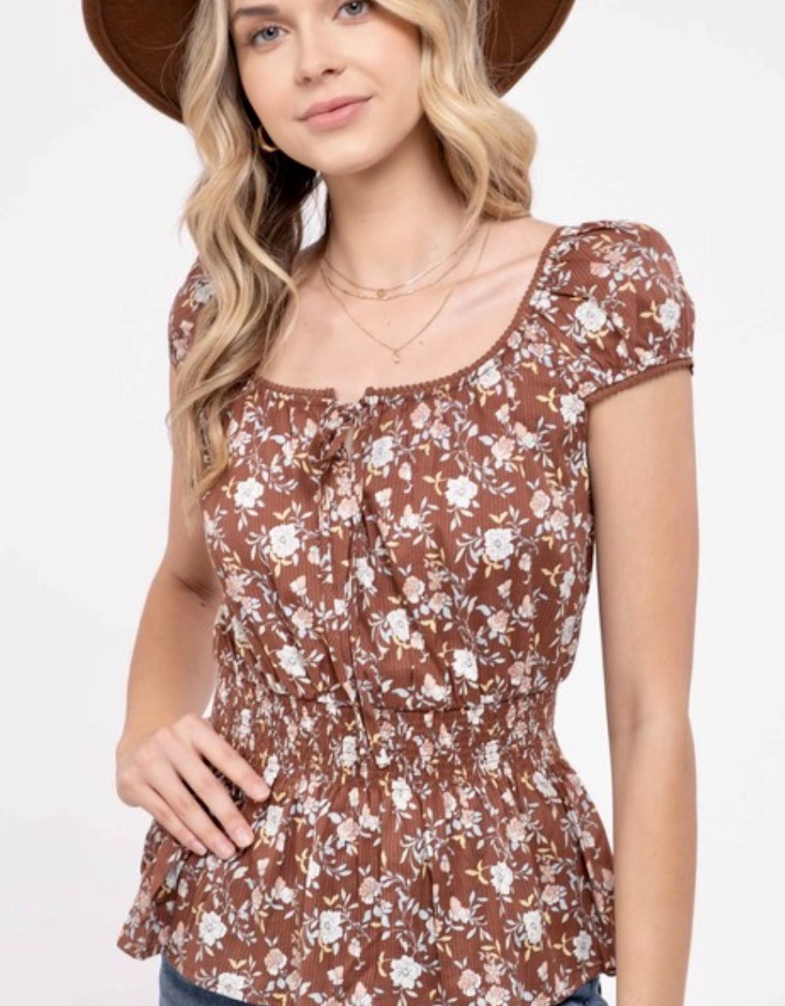 HUSH AMELIA blouse