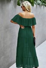 HUSH DELANEY maxi dress