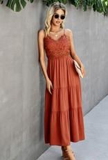HUSH DIANA maxi dress