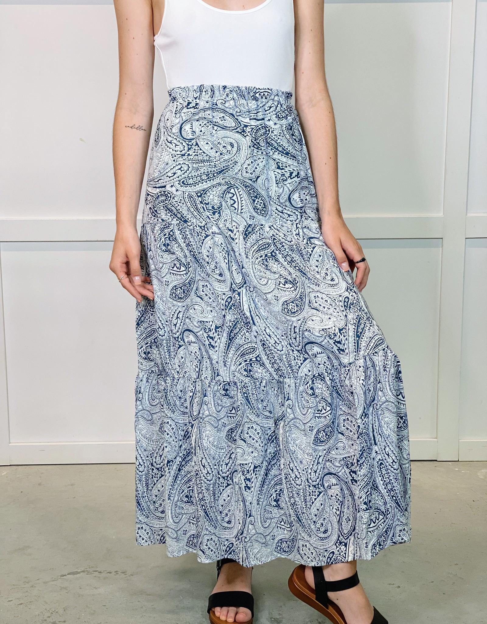 HUSH BRIANNA maxi skirt