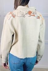 HUSH FATIMA jacket