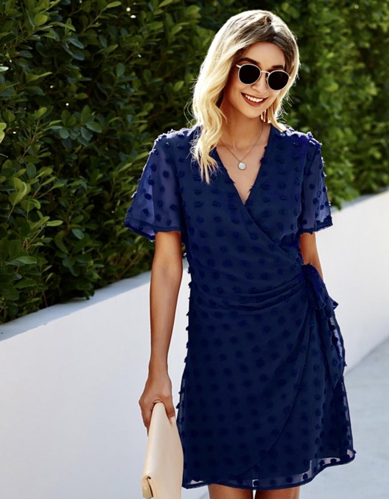HUSH DAISY dress
