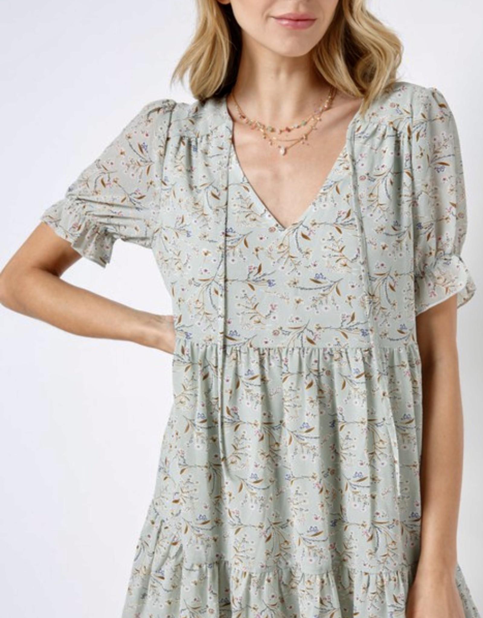 HUSH FRANCES mini dress
