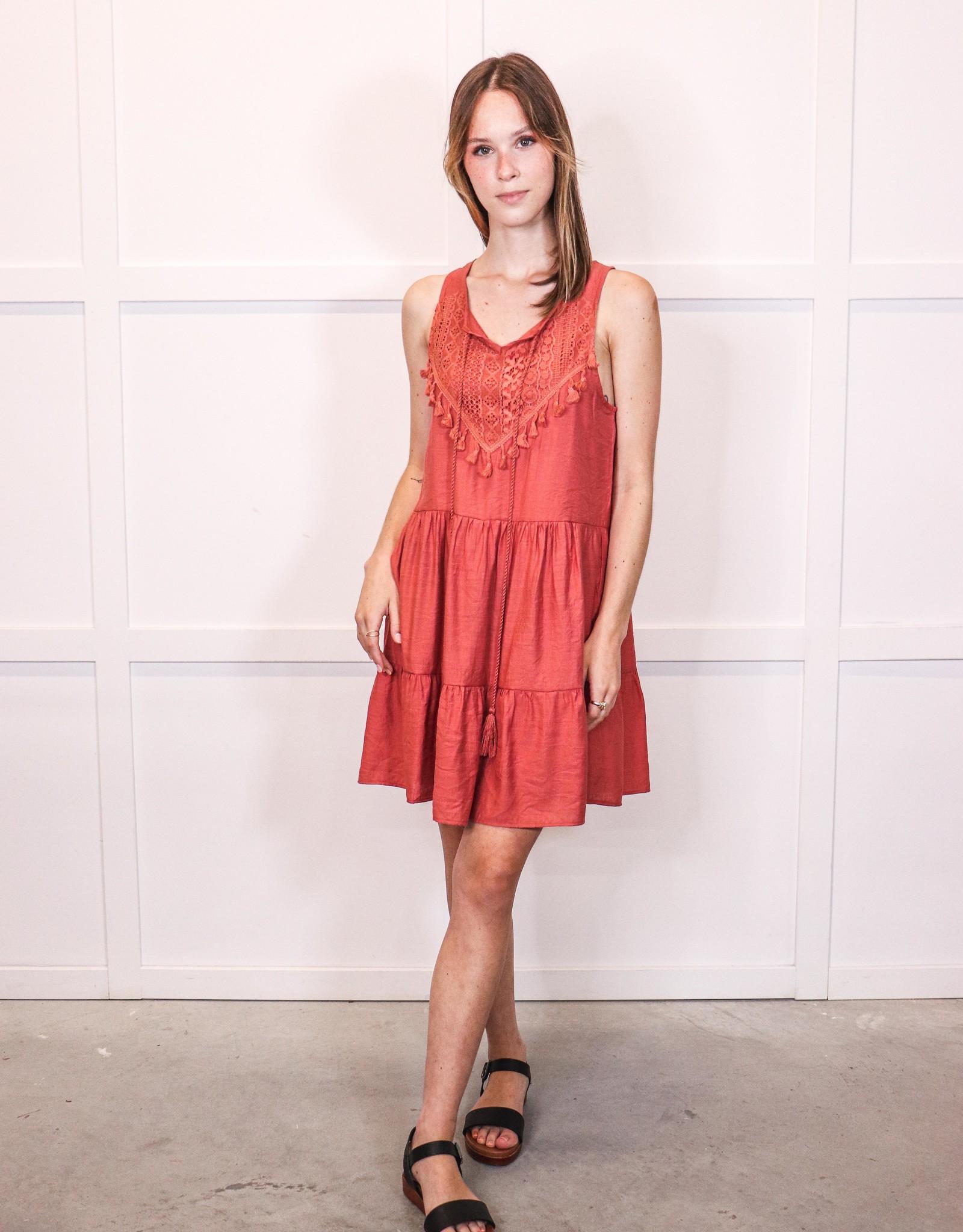 HUSH DARIA dress