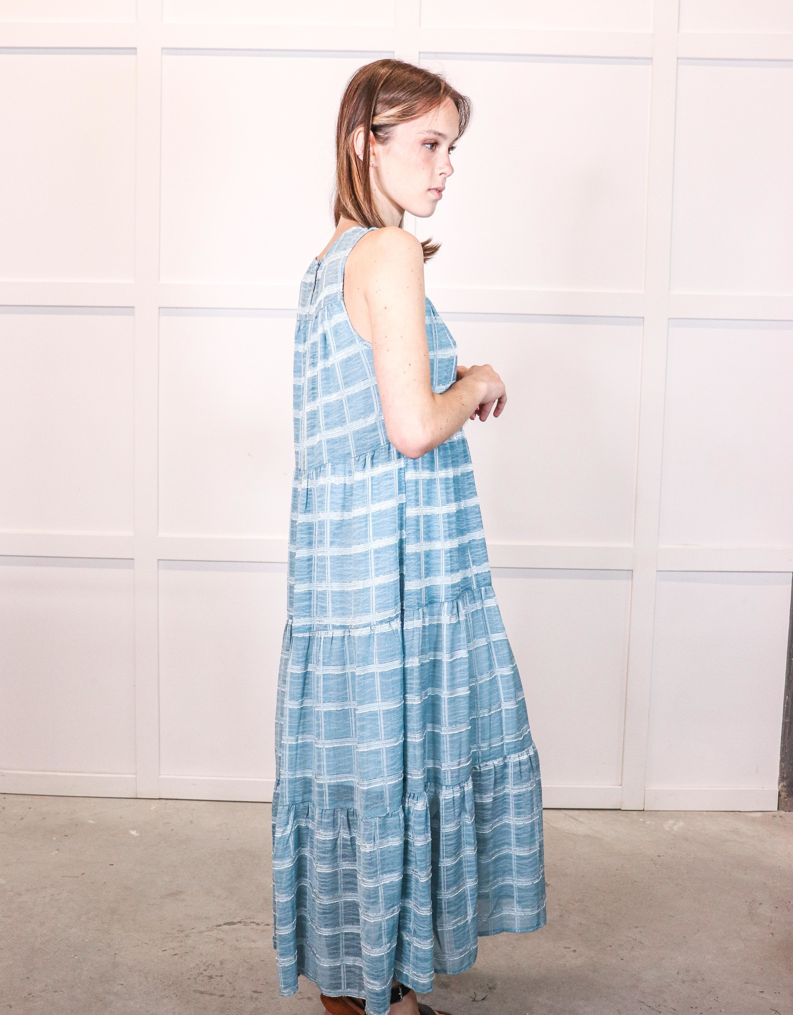 HUSH BAILEY midi dress
