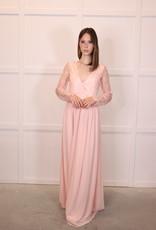 HUSH CECILIA maxi dress