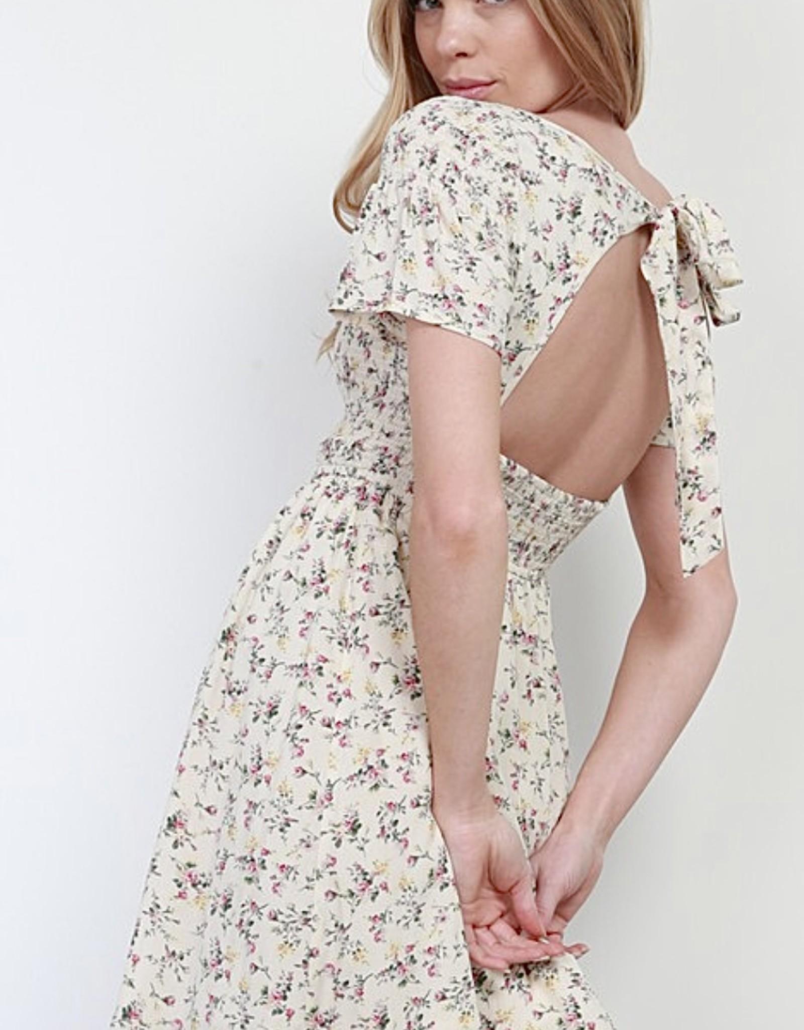 HUSH JADE mini dress