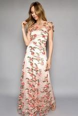 HUSH HEIDI maxi dress