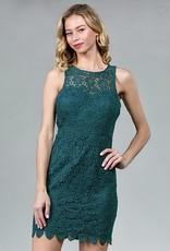 HUSH HADLEY lace dress