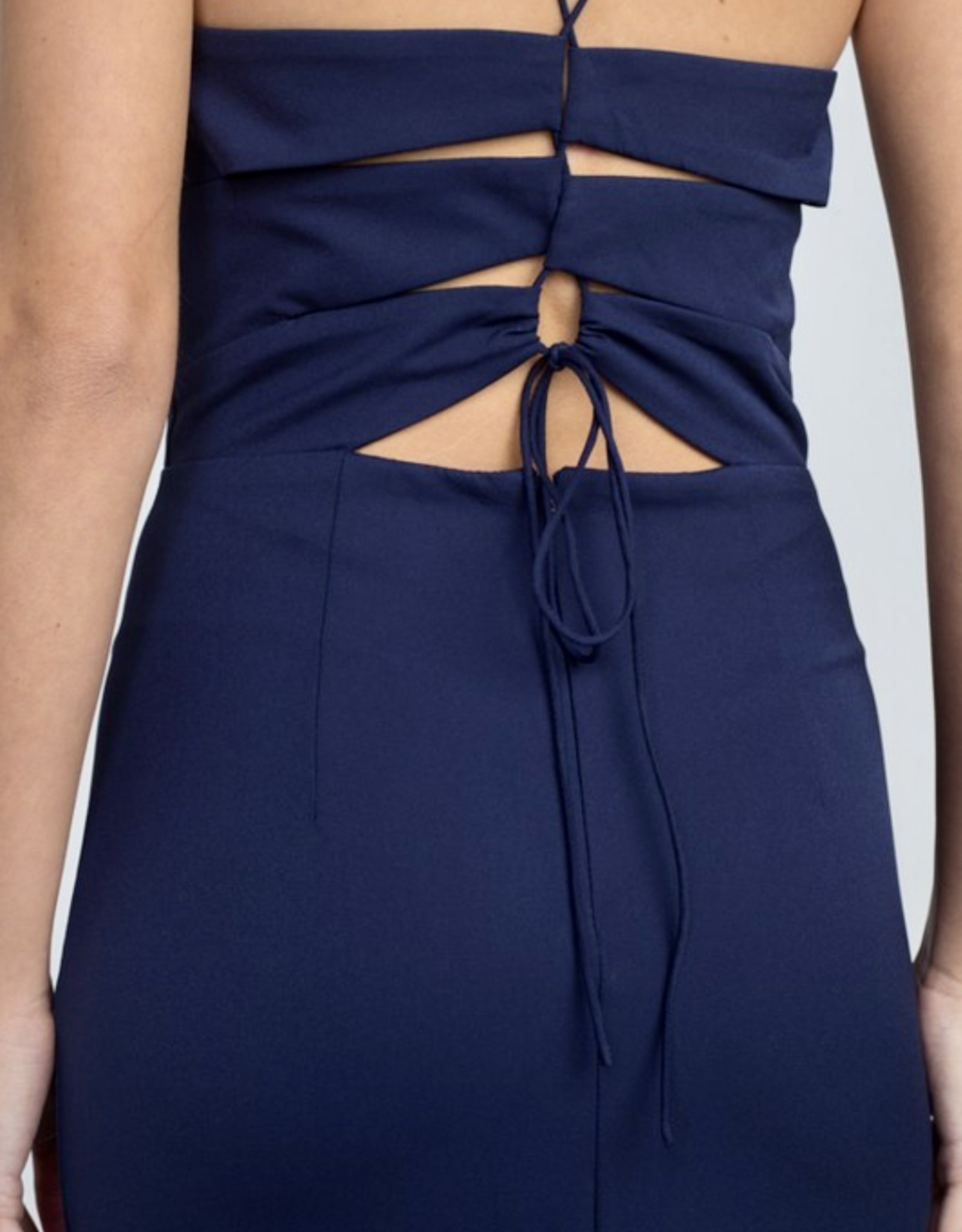 HUSH HAZEL maxi dress