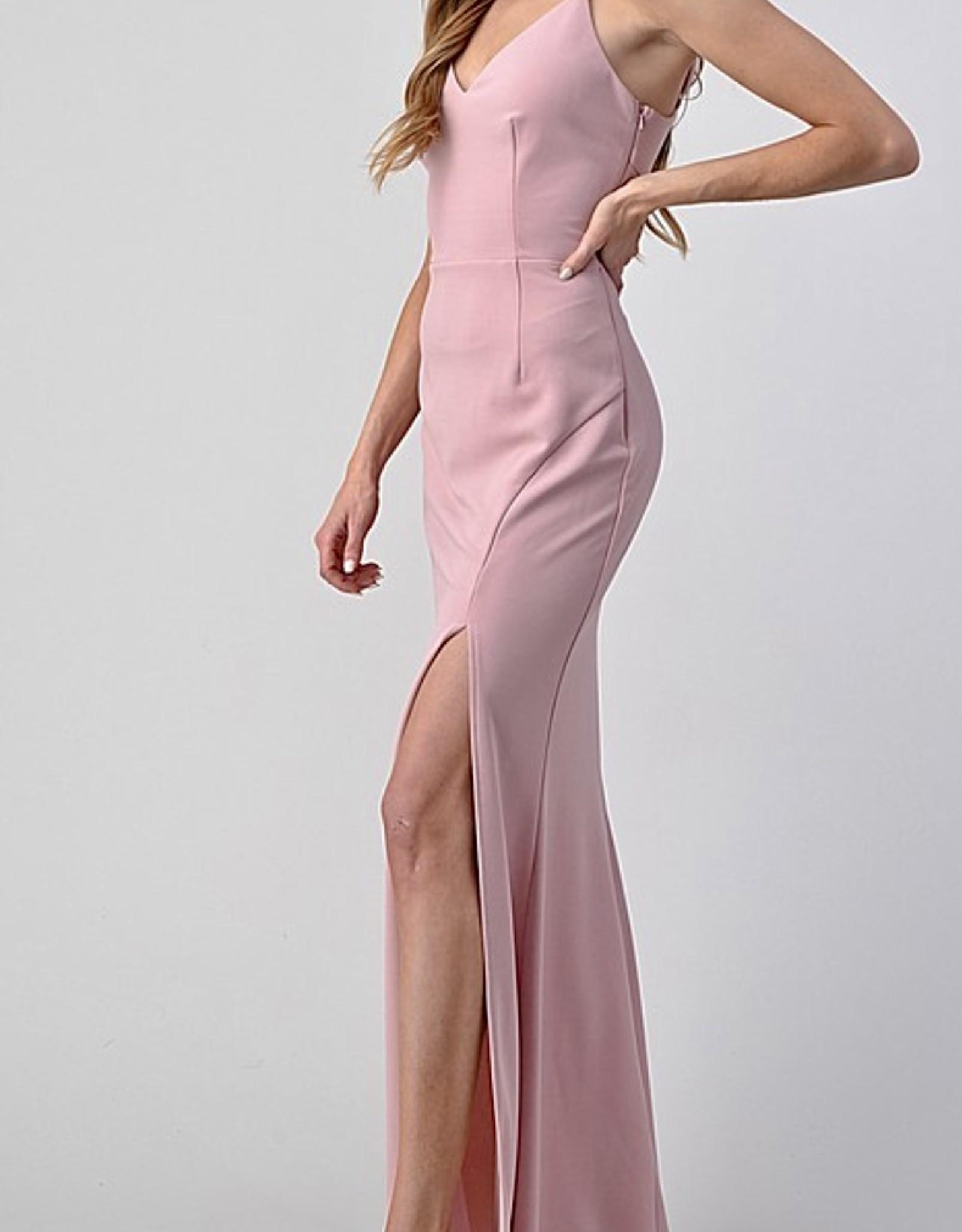 HUSH HARPER maxi dress