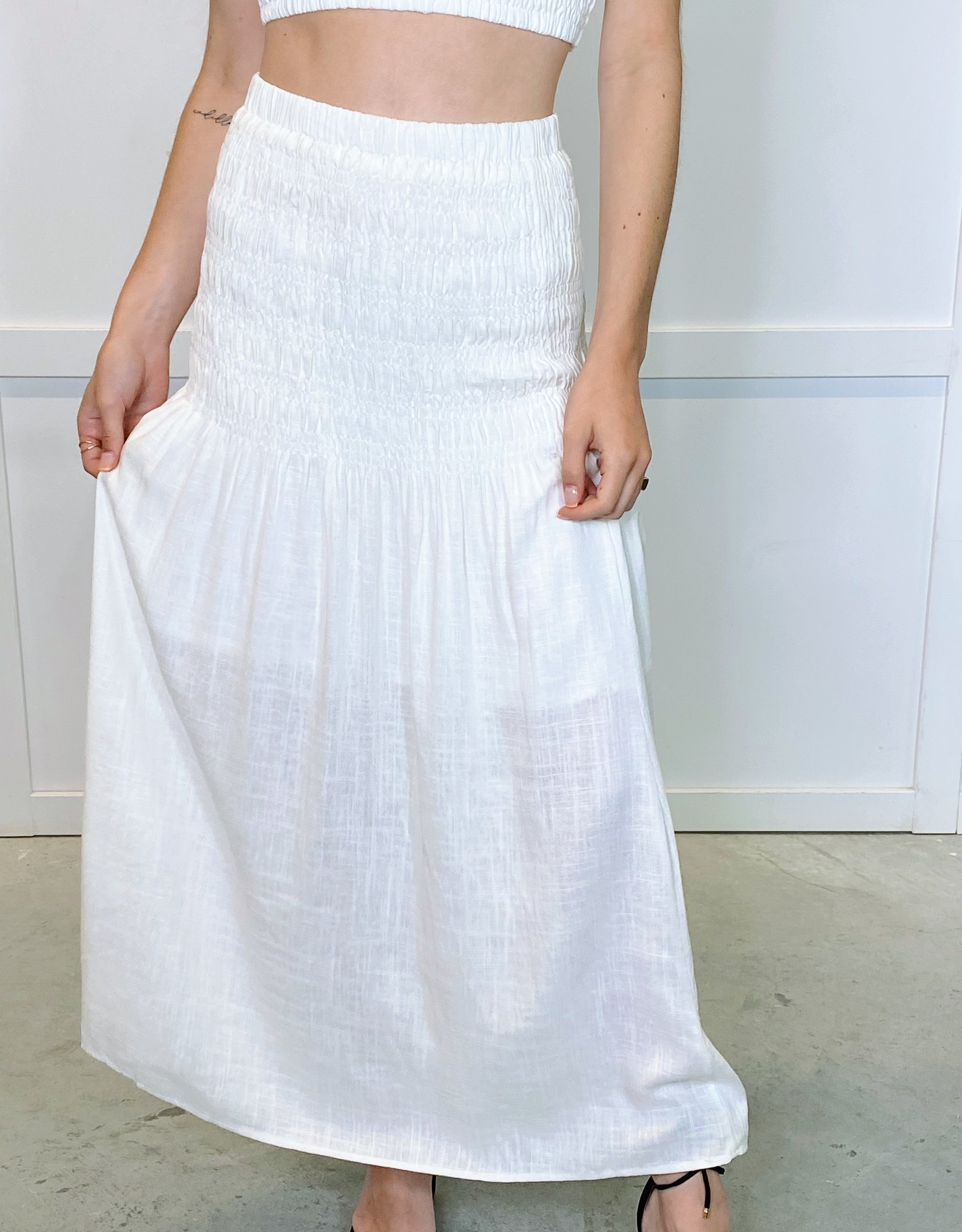 HUSH ISABELLA skirt